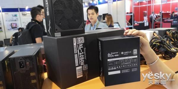 Computex2018:鑫谷携众多抢镜产品亮相