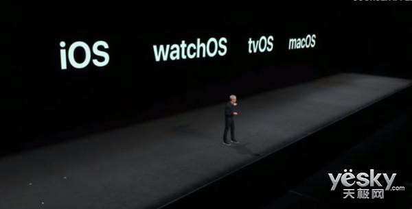 不是只有iOS 12,WWDC上Mac系统的更新也有很多亮点的