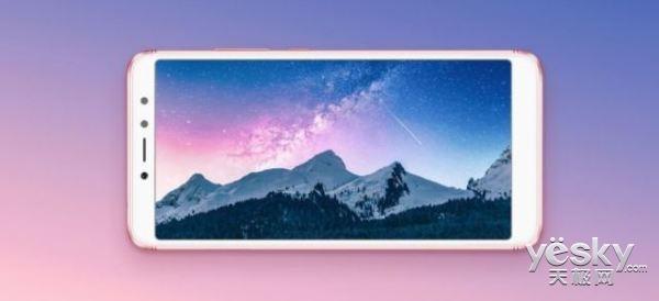 红米Y2登陆印度:5.99英寸全面屏,后置双摄,价格约950元起