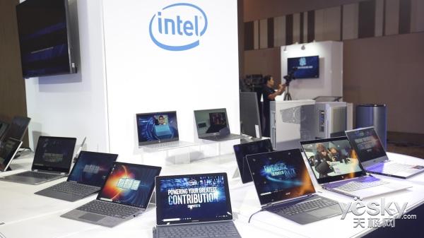 科技改变生活!COMPUTEX 2018英特尔技术开放参观日