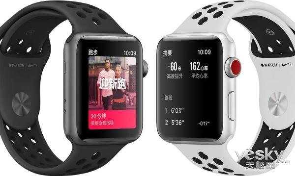 新一代Apple Watch手表或迎来重大变化:侧边按键不可按压