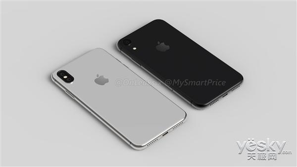 6.1/6.5英寸新iPhone曝光:外观变化不大,价格更便宜