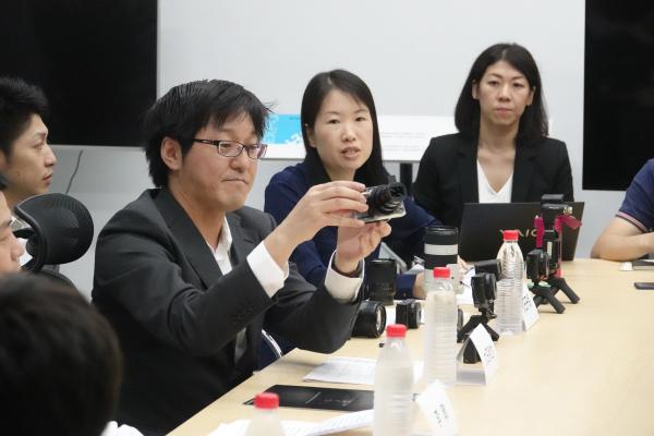 索尼夏季新品黑卡®RX100 VI媒体交流会专访