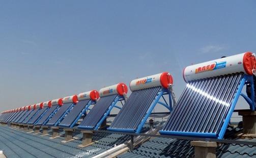 生活小妙招!太阳能热水器日常保养小技巧