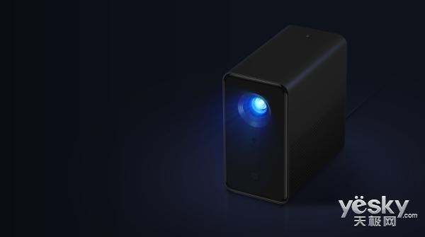 议百秒体验04期 | 2米投射80英寸画面的米家投影仪看大片更爽?