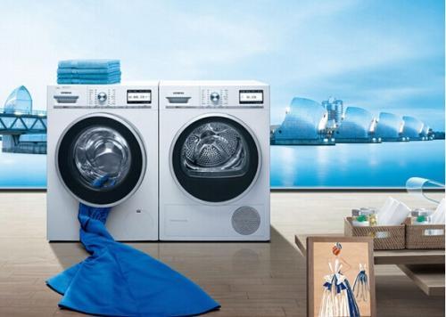 洗衣机洗衣服时看不见水怎么解决?滚筒洗衣机常见问题