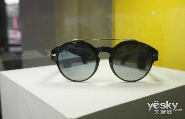 CES Asia 2018:乐透音乐眼镜颠覆常识中的视听体验