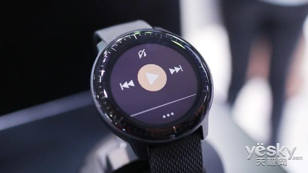 不用手机,手表也能放音乐!Garmin vivoactive 3 music了解一下
