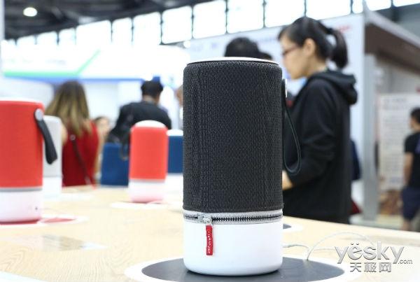 2018 CES Asia 小鸟音响智能无线音响ZIPP 2首次亮相