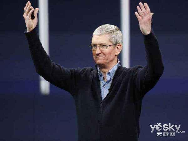 库克:久坐是新型癌症,将为Apple Park员工配立式办公桌
