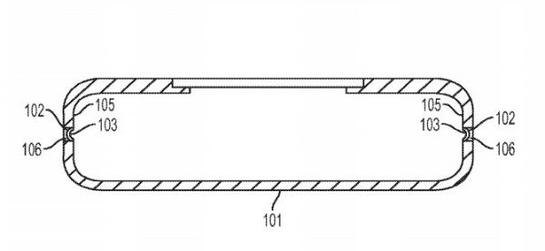 苹果边框触控专利曝光 或为真全面屏iPhone做准备