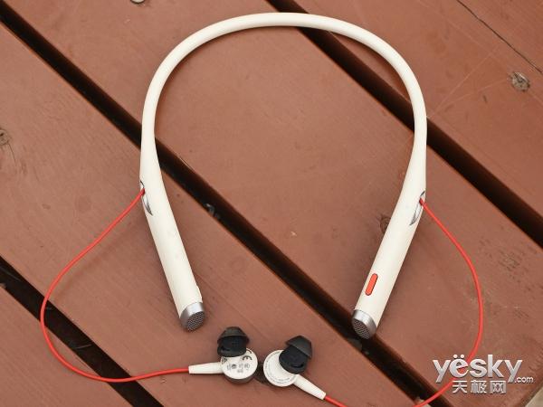 缤特力颈戴式无线耳机6200UC体验:主动降噪打造静谧空间