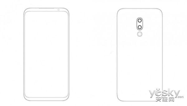 黄章爆料:魅族16全系列将配备屏下指纹,屏占比超iPhone X
