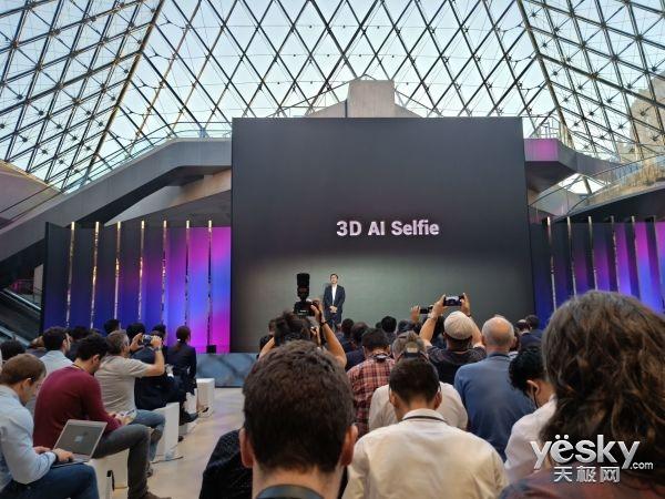3D结构光技术加入 OPPO Find X再次提升手机摄影上限