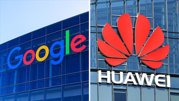 美议员要求谷歌重新考虑与华为的关系