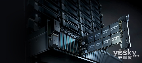 专为服务器设计,三星推8TB NGSFF NVMe SSD
