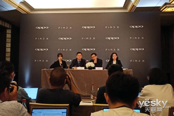 专访OPPO海外业务群:Find X未来旗舰发布,全球化布局再进一步