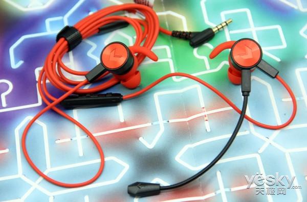 雷柏VM150入耳式游戏耳机评测