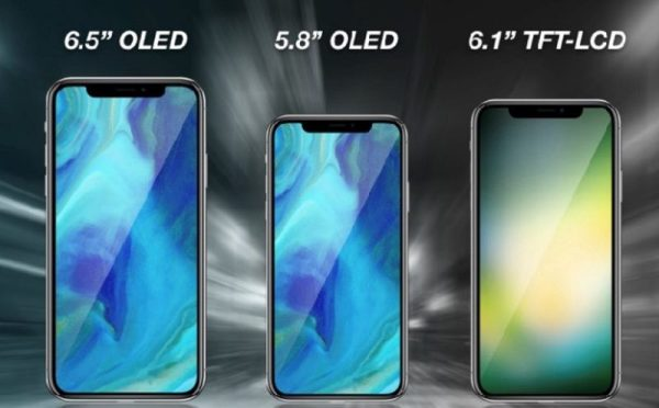 LG将为iPhone X Plus供应高达400万块OLED屏
