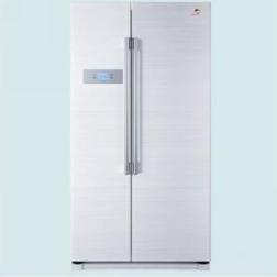 哪种对开门冰柜好?