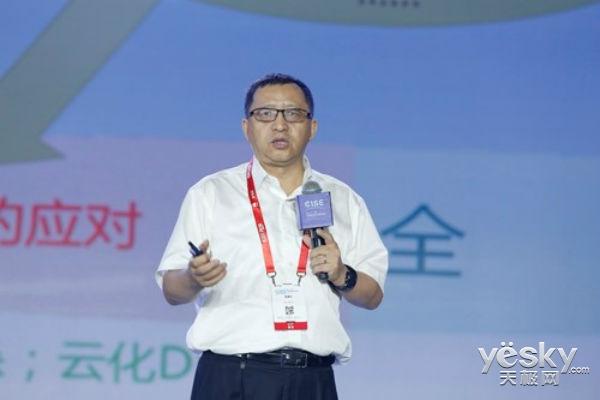 """2018软博会 中国工程院院士方滨兴:要为人工智能戴上""""紧箍咒"""""""