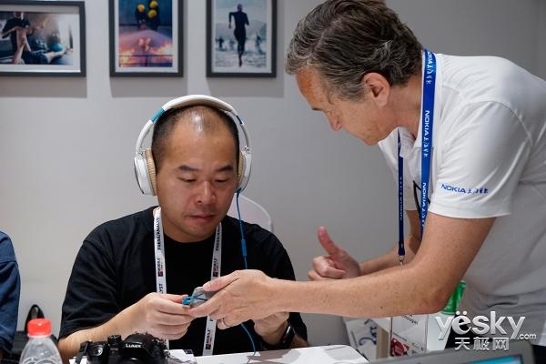 OZO Audio:两个话筒精确捕捉空间音效