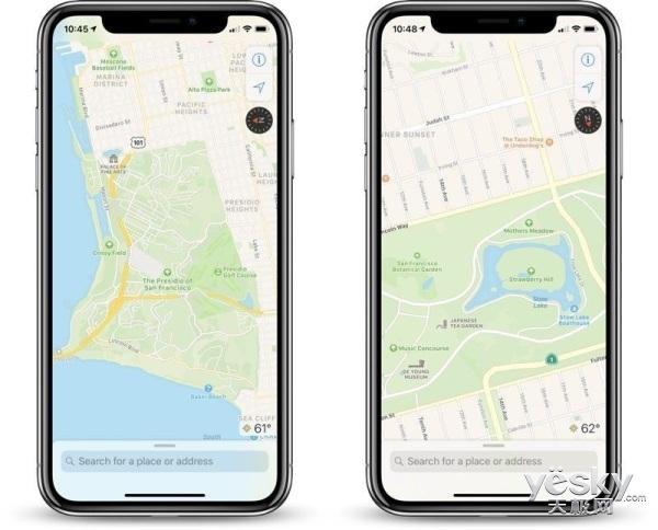 iOS12第二个公测版发布,地图/备忘录等应用大幅改进