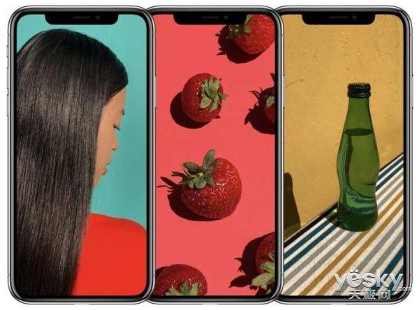 郭明�Z:新款iPhone X不止两种配色,配双卡功能