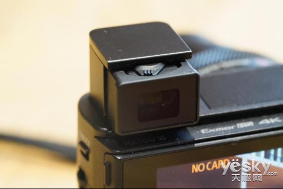口袋中的一镜走天下 索尼黑卡RX100 VI评测