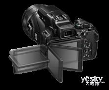 尼康发布轻便型数码相机COOLPIX P1000