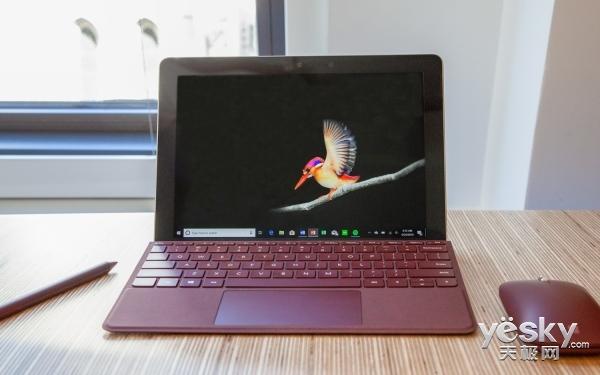 今天发布?微软Surface Go曝光:10寸屏幕+奔腾芯