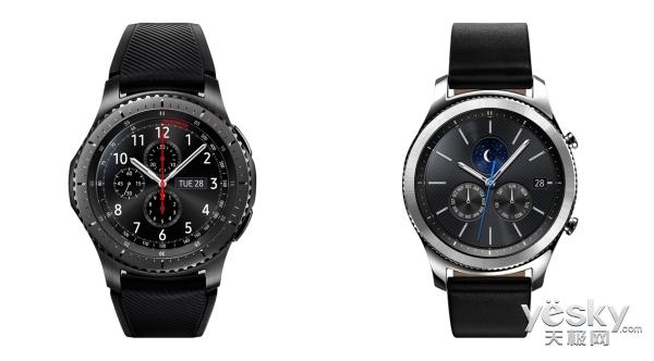 三星Gear S手表改名换姓,Galaxy手表商标正式注册