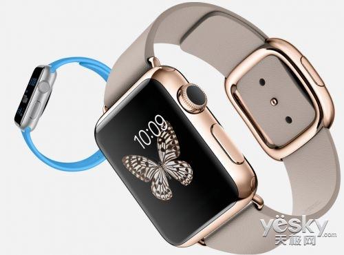 外媒曝:苹果新一代Apple Watch或将采用全面屏设计