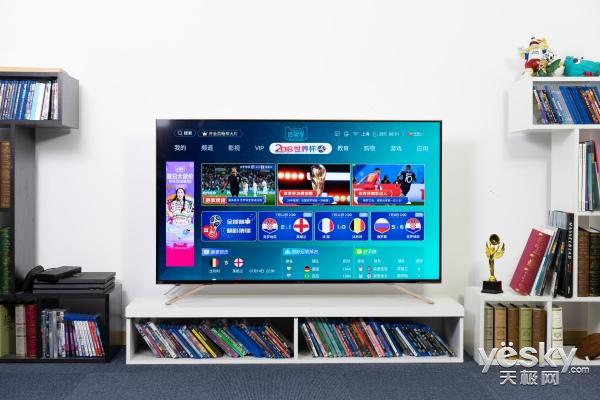 当世界杯遇上人工智能 海信E7A电视究竟能玩出什么花样?