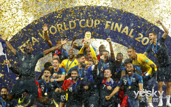 创维酷开电视带你high翻世界杯 共庆法国捧杯夺冠
