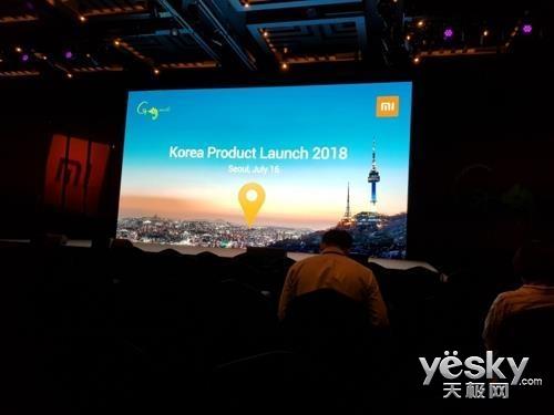 红米Note5登陆韩国,或将进一步冲击三星市场