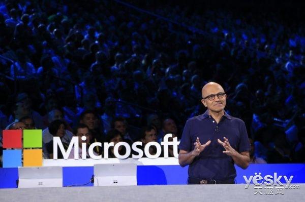 微软2018年营收破千亿美元,这背后是Azure和订阅服务的强劲增长