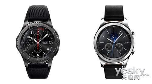 FCC文件实锤三星Galaxy Watch确实有两种尺寸
