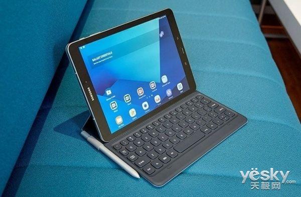 外媒:三星Galaxy Tab S4平板将取消指纹识别按键