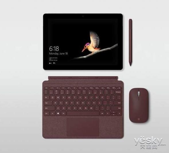 2988元起!微软Surface Go国行版8月8日开启预售