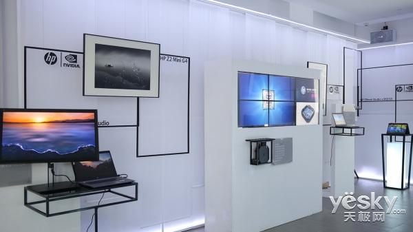 惠普发布Z系列工作站十款新品,面向创意族群
