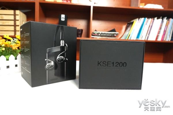 让你尽享音乐盛宴,舒尔KSE1200静电耳机评测
