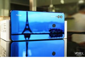 6.95寸大屏旗舰 性能续航怪兽 荣耀Note10真机图赏