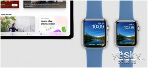 全面屏版Apple Watch曝光:机身尺寸不变,屏幕更大