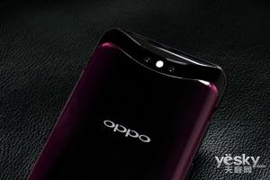 OPPO Find X外观评测:超越时代的艺术之美