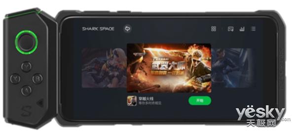 ChinaJoy 2018:黑鲨发布全新游戏手柄和蓝牙耳机