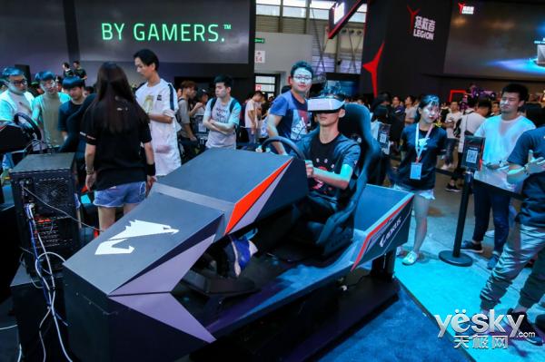 ChinaJoy2018英特尔发力游戏生态,携多方合作伙伴共绘电竞蓝图