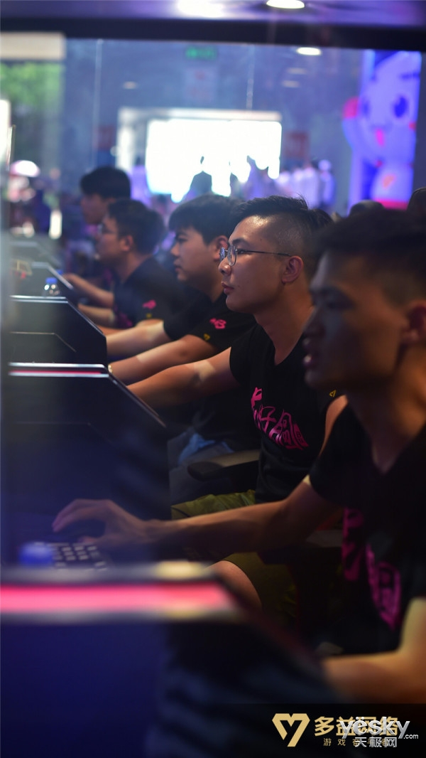《神武3》手游2018ChinaJoy争霸赛总决赛打响 笑傲江湖夺冠