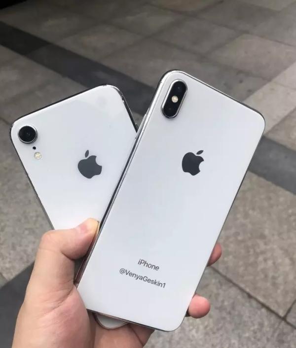 苹果6.1英寸LCD版iPhone被命名为iPhone(2018),10月底才上市
