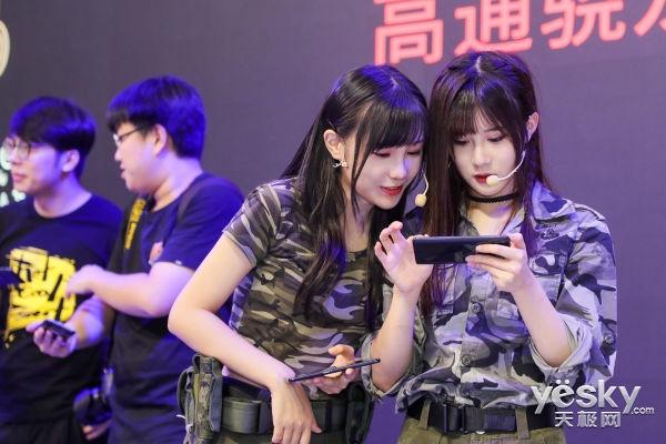 9分钟带你详细了解首次亮相ChinaJoy的高通展台